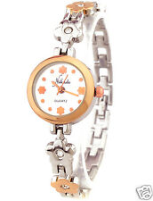 Beautiful Ladies Watch - Gold and Silver Color - Design Woman's watches