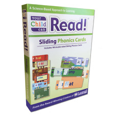 Your Child Can Read ! Sliding Phonics Cards