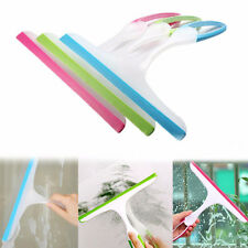 Window Wiper Rubber Blade Squeegee Car Cleaning Glass Cleaner Shower Soap Mirror