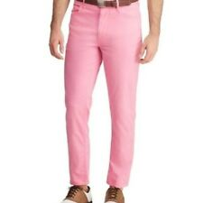 Polo Golf Ralph Lauren Pants Men's 34X30 Tailored Fit Flat Front Nwt $98 Pride