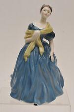 "1963 ROYAL DOULTON LADY PORCELAIN CHINA FIGURINE ""ADRIENNE #2304"""