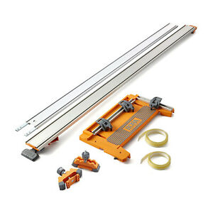 BORA 5 Piece NGX Deluxe Set w/ Clamp Edge, Extension, Saw Plate, Strip, & Clamps