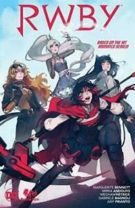 RWBY by DC Comics TPB Softcover Graphic Novel