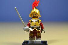 Lego minifigures series 8 conquistador 8833