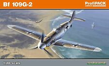 Eduard 1:48 Messerschmitt Bf 109G 2 Profipack Edition EDK82116