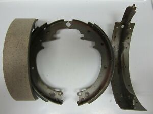 51-72 GM 74-88 Jeep J10 J20 Rear Bonded Brake Shoes ETNA R419