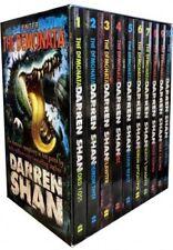 Darren Shan The Demonata 10 Books Collection Pack Set Brand New