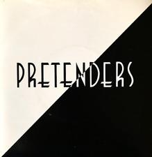 """PRETENDERS - Brass In Pocket (7"""") (VG-/G-VG)"""