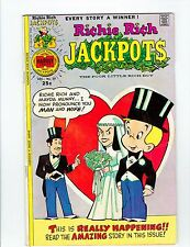 richie rich jackpots #20 1975