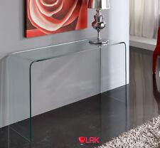 CON 01 Dupen Design Konsolentisch Glas Konsole Tisch Flur Diele Moebel  Wandtisch