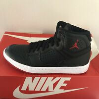 Nike Jordan Access Mens Shoes Size UK 6 EU 40 US 7 Black Red White Boots