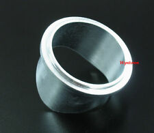 50mm BOV Turbo Blow Off Valve V Band Mild Steel Weld On FLANGE Charge Pipe Q QR