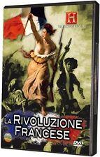 History Channel La Rivoluzione Francese Luigi XVI Francia Documentario DVD