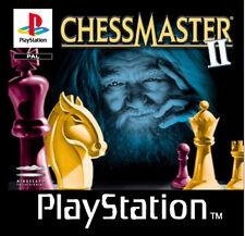 ChessMaster II (Sony PlayStation 1, 1999)