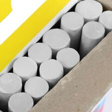 12 White Chalk Sticks Toy Loot//Party Bag Fillers Children Kids Playground Craft