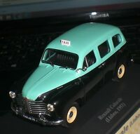 IXO ALTAYA VOITURE RENAULT COLORALE TAXI LISBOA 1951 PORTUGAL ECHELLE 1:43 NEUF