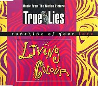 Living Colour Maxi CD Sunshine Of Your Love - Europe (M/VG+)
