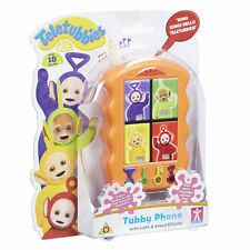 New Teletubbies Tubby Phone With Light & Sound Effects