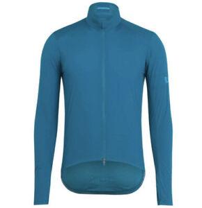 Rapha Pro Team Lightweight Wind Jacket Dark Blue Green Size Medium BNWT