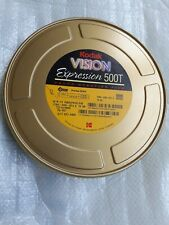 Kodak Vision Film 16mm °Expression° 500T 400ft/122m Color Negative,photo film