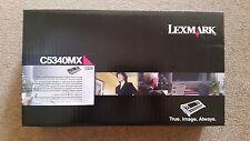 GENUINE Lexmark - Extra High Yield - magenta - original - toner car - C5340MX