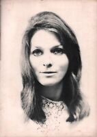 JUDY COLLINS 1970 WHALES & NIGHTINGALES TOUR CONCERT PROGRAM BOOK BOOKLET / EX