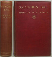 1915 SALVATION SAL BY HORACE W C NEWTE THE THEATRE LIFE A GIRL IN MUSICAL COMEDY