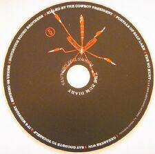 THE RUM DIARY - POISONS THAT SAVE LIVES - CD, 2003