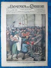La Domenica del Corriere 7 novembre 1920 Bolzano - Norvegia - Alessandro,Grecia