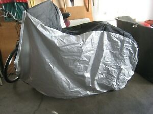 Puroma XL Bike Cover in Bag; Outdoor, Rain, Wind, UV, Dust -Bicycle Cover
