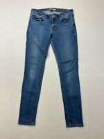 LEVI'S 711 SKINNY Jeans - W31 L32 - Blue - Great Condition - Women's