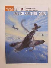 Osprey Aircraft of the Aces 127: Polish Spitfire Aces