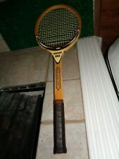 Vintage Century Professional Made in Italy Wooden Tennis Racquet M - 4 1/2 Nice!