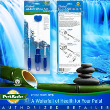 PetSafe Drinkwell Fountain Brush Cleaning Kit 3 Brushes