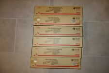 Lot of 6 Xerox Phaser 6250 High Yield Toners 106R00675f1a New OEM Genuine 0280