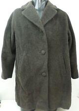 Vintage Mens Michael London Woolen Coat Size M Tessuti Made in Italy windbreak