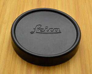 Leica 76mm Black Metal Cap for 280/4.8 Telyt (#1161)