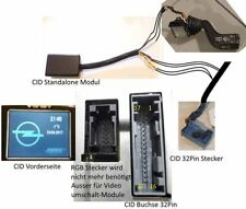 Opel CID GID Standalone Modul for NCDC 2013, NCDC 2015 System, Holden Vauxhall
