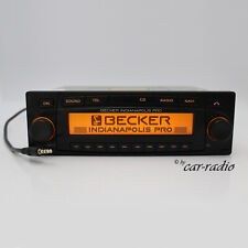 Becker Indianapolis Pro BE7950 MP3 Navigationssystem AUX-IN Bluetooth CD Radio