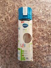 BRITA Fill + Go Vital Water Bottle 0.6L with MicroDisc Filter Cartridges