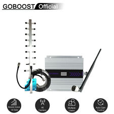 65dB 1800MHz Handy Signalverstärker 2G 4G Booster Repeater für Telekom E-Plus O2