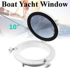 10 inches Ronde Ouverture Fenêtre Hublot de Yacht Bateau Remplacement Décoration
