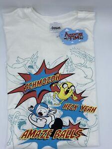 ADVENTURE TIME Amaze Balls T Shirt Mens XXL