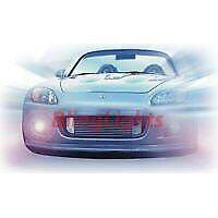 Xenon Halogen Bumper Fog Lights Driving Lamps Kit for 2000-2004 Honda S2000