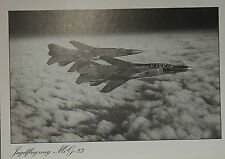 GalerieVerlag - Mig.23 DDR East German Air Force Postcard