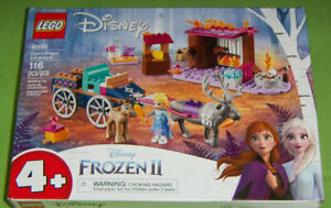Lego Disney Frozen Elsa's Wagon Adventure 41166
