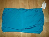 NWT Gibson Latimer Womens Swimsuit Skirt Skort Size xl extra large Jade Green