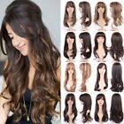45 Style Long Hair Wig Straight Curly Wavy Women Ombre Natural Cosplay Full Wigs