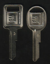BUICK 1970 1974 1978 1982 GM J K Key Blanks