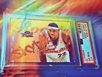 2003 Skybox Autographics LeBron James rookie PSA 10 ***only 1 on EBAY!!!!***
